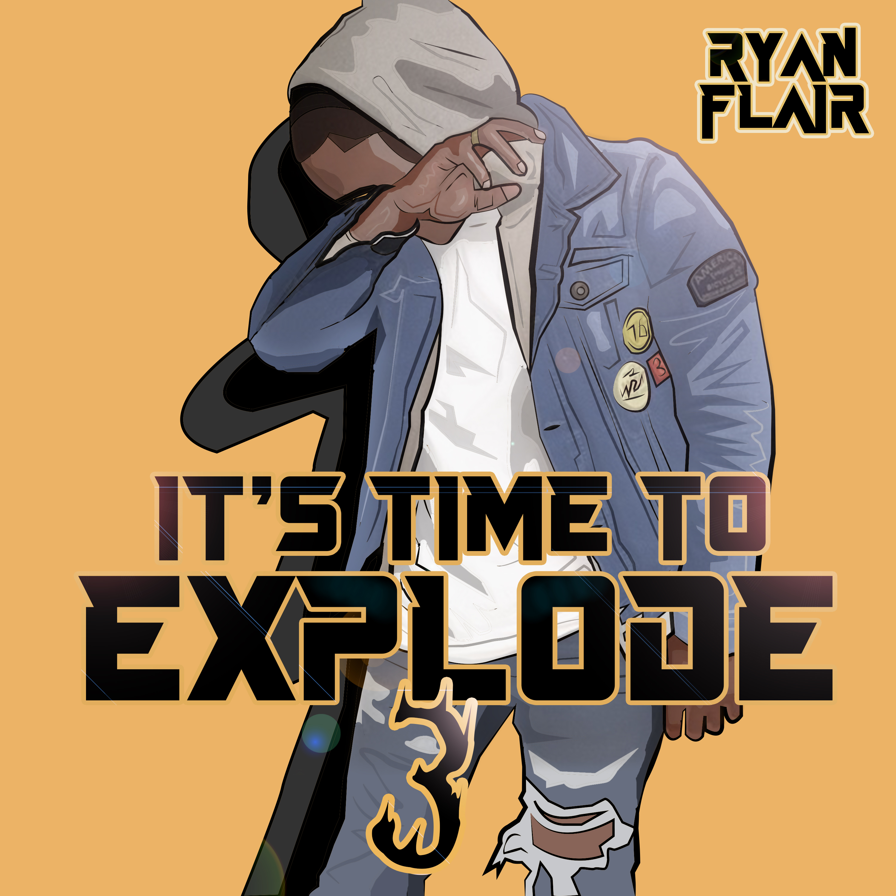 Ryan Flair - it's time to explode 3